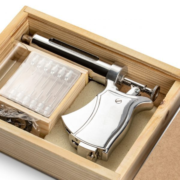 Kit seringa dosadora automática 50ml
